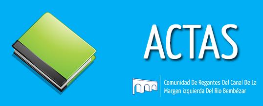 Acta 12 Enero 2015