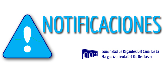 Notificación a Comuneros